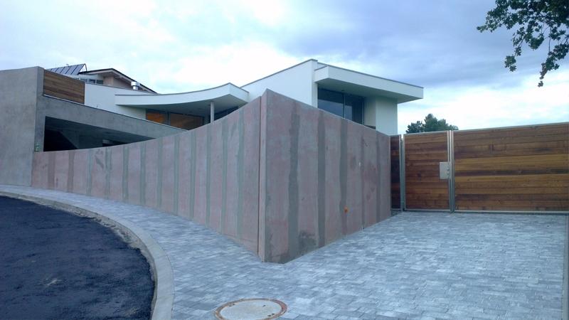 Projekt rodinného domu, Malý Diel, Žilina